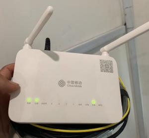 HuaweiHS8545M5 rounter wifi