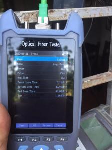 máy đo suy hao đường truyền cáp JW3302S