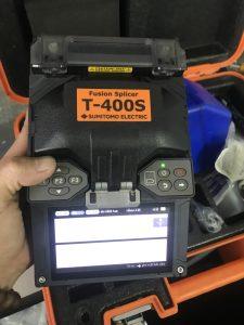 máy hàn cáp quang sumitomo T-400S